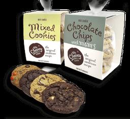 Caixa 12 cookies
