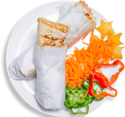 Lanche Shawarma Cebola
