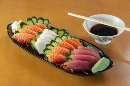 Sashimi Clássico - 16 Fatias
