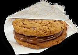 Sanduíche de Mini Cookie Tradicional