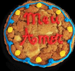 """Cookie Decorado – """"Meu Amor"""""""