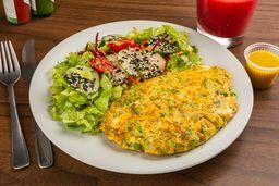 Escolha seu Omelete