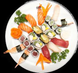 Sushi Especial 23 peças