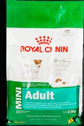 Ração Royal Canin Mini - Cães Adultos 2,5 KG