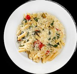 Garlic Penne Vegetali
