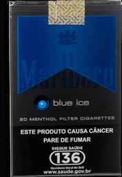 Cigarro Marlboro Blue Ice Menthol Box