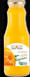 Suco Integral de Tangerina Novo Citrus 300ml