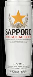 Sapporo Lata 650ml