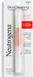 Corretivo Antiacne Neutrogena SkinClearing Cor Médio 1 U