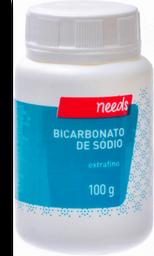 Bicarbonato De Sódio Needs 100g
