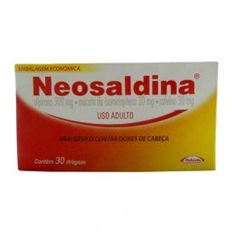 Neosaldina Takeda 30U