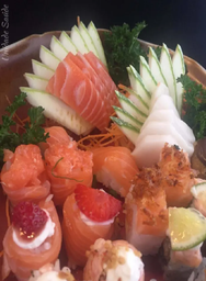 Sushi simples (16 unidades)