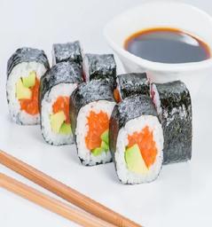 Sushi salmão (14 unidades)