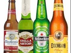 Cerveja long neck 240ml