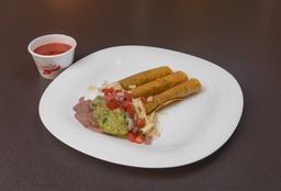 Taquitos Carne - 3 Unidades