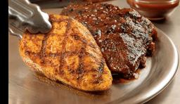 Ribs & Chicken Platter - Drovers