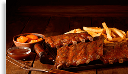 Junior Ribs for Two