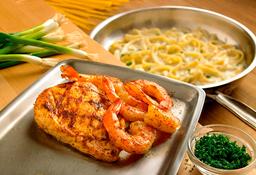 Queensland Chicken & Shrimp