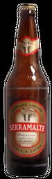 Cerveja Serramalte - Garrafa 600ml