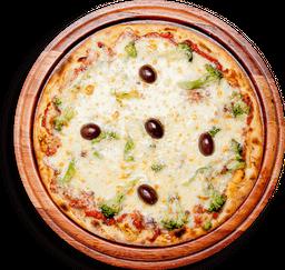 Pizza Brócolis Grande