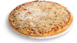 Pizza Quatro Queijos Grande