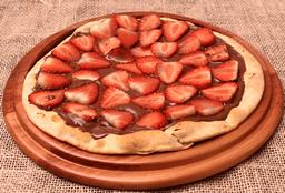 Pizza de Chocolate Especial