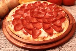 Pizza Peperoni Pequena