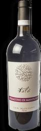 Vinho Italiano San Marzano Talo Primitivo Manduria Rosso 750 ml