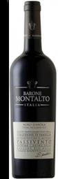 Vinho Italiano Barone Montalto Col F P Nero Davola T S 750 mL