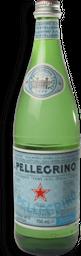 Água Italiana Com Gás San Pellegrino 750 mL