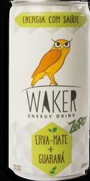 Energético Natural Waker Zero 269 mL