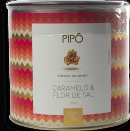 Pipoca Caramelo E Flor De Sal Pipó 72g