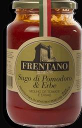 Molho de Tomate Frentano Com Ervas 525 g