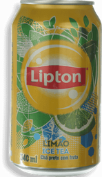 Ice Tea Lipton Lata