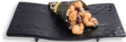Temaki camarão ebitem