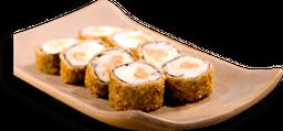 Hot roll salmão