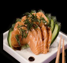Sashimi salmão yoi!