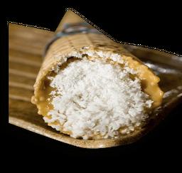 Temaki doce de leite com coco
