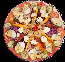 Saladona com Ovos Cozidos
