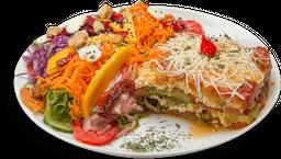 Lasanha Vegetariana de Abobrinha