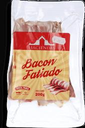 Bacon Fatiado Haciendas 200g
