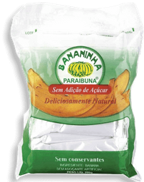 Bananinha Sem Açúcar Paraibuna 200g