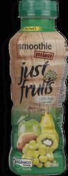 Bebida Orgânica Greenday Smoothie Just Fruits 330mL