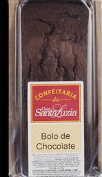 Bolo Simples De Chocolate 300g