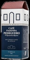 Café Cápsula Fazenda Pessegueiro 10 U