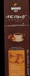 Cafe Caramelo Capsula Baggio 10 U