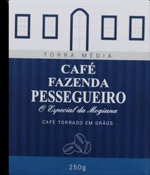 Cafe Grao Fazenda Pessegueiro 250 g