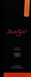 Café Moído Cápsula Santo Grão 10 U