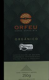 Cafe Moido Organico Orfeu 250 g