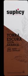 Cafe Torra Escura Capsula Suplicy 10 U